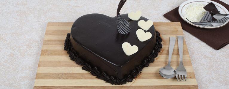 Heart Shape Cakes