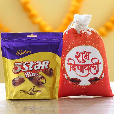 chocolate for diwali