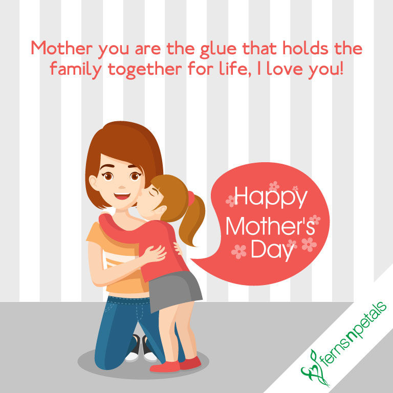 mothers day wishes in english