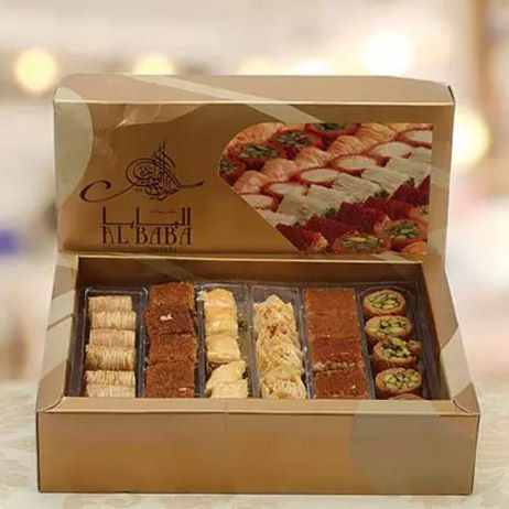 Order Indian Sweets to Dubai