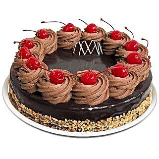 Double Chocolate Cheesecake: Send Cakes to Australia