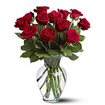 Dozen Red Roses: Valentine's Day Gift Delivery in Australia