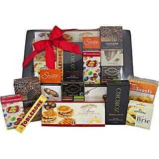 Gourmet Platter: Send Gift Baskets to Australia