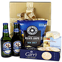 Happy Food And Drink Hamper