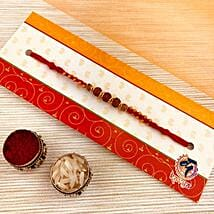Lovely Brother Rakhi: Rakhi to Victoria