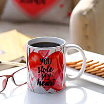 You Stole My Heart Mug: Valentine's Day Gifts to Australia