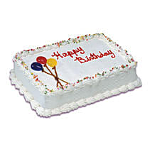 Birthday Special Vanilla Cake 1 Kg: Mother's Day Cakes in Canada