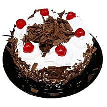 Black Forest Cake Half Kg: Mother's Day Gifts to Canada