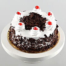 Black Forest Cake Half Kg: Thank You Gifts in Canada