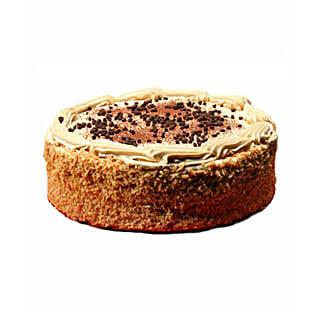 Coffee Cake: Christmas Cakes to Canada