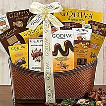 Godiva Wishes: Christmas Gift Hampers to Canada