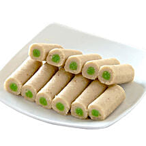 Kaju Pista Roll: Send Gifts for Him to Canada