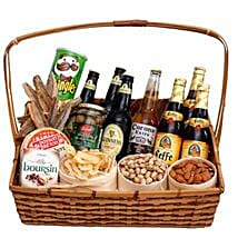 Soul of Russia Basket: New Year Gifts in Canada