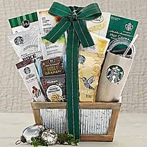 Starbucks Coffee and Tazo Tea Collection: Gift Baskets Delivery Canada