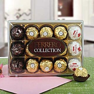 Treat of Ferrero Roch: Rakhi Gifts for Sister in Canada