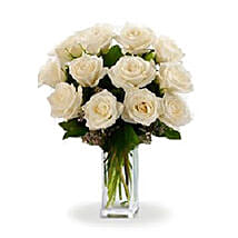 White Roses: Gifts for Mother in Canada