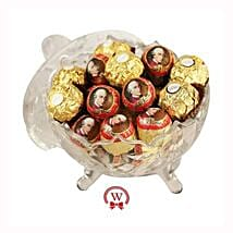 Mozart Rocher Royal: Business Gifts to Finland