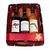 Australian New world Trio: Corporate Gifts to France
