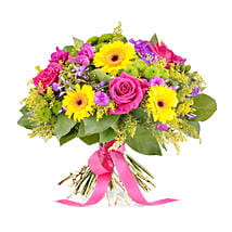 Bright Lights Bouquet: Order Flowers in Germany