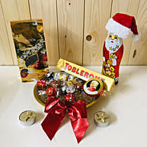Delicious Christmas Hamper: Christmas Gift Hampers to Germany