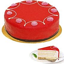 Dessert Raspberry Cake: Christmas Cakes in Germany