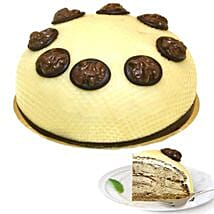 Dessert Walnut Cream Cake: Birthday Gifts Delivery in Germany