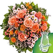 Fall Fantastic: Send Roses to Germany