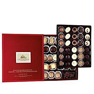 Lauensteiner Selection: Valentine Chocolates to Germany