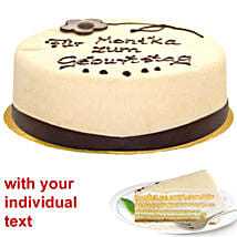 Marzipan Cake: Order Cakes in Germany
