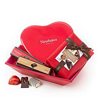 Neuhaus Romantic Gift Basket