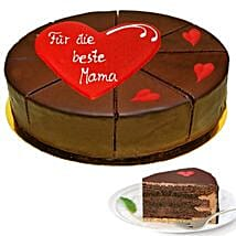 Sacher Cake: Mother's Day Cakes in Germany