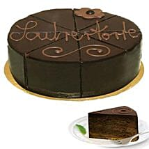 Wonderful Dessert Sacher Cake: Anniversary Cakes to Germany