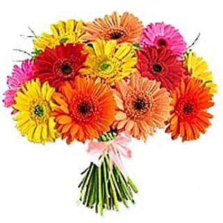 Crazy Daisy KWA: Flower Bouquet to Kuwait
