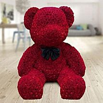 2000 Red Roses Giant Teddy: Premium & Exclusive Gift Collection