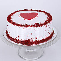 Adorable Red Velvet Cake: Red Velvet Cakes Delivery