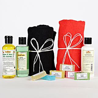 All Because Ladies Love Spa: Send Karwa Chauth Gift Hampers