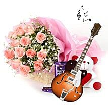 Alluring Surprise: Send Flowers & Chocolates for Propose Day