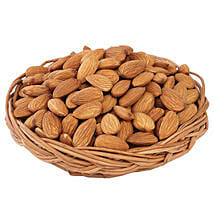 Almonds Basket: Send Gift Baskets to Bhopal