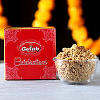 Atta Panjiri Box: Bhai Dooj Sweets