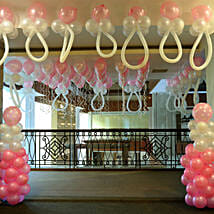 Baby Shower Decoration: Balloons Decorations