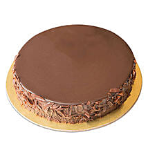 Belgian Choco Cake: Send Christmas Gifts for Him