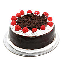 Black Forest with Cherry: Birthday Cakes for Sister