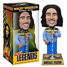 Bob Marley Bobble Head: Gifts Bhai Dooj for Kids