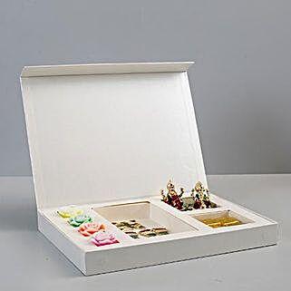 Box of Chocolates & Diwali Decorations: Diwali Gift Hampers