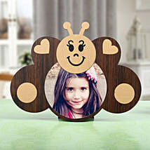 Butterfly Personalized Photo Frame: Birthday Personalised Gifts