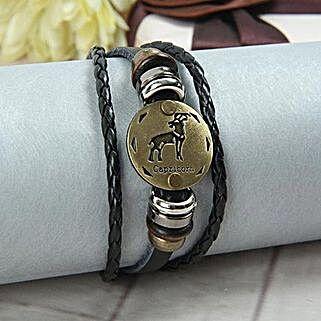 Capricorn Unisex Bracelet: Friendship Day Bands