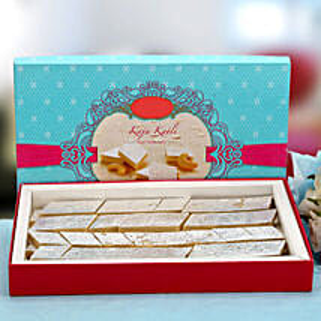 Cashewlicious Treat: Send Diwali Sweets to Bhopal