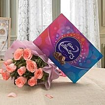 Celebration Combo: Womens Day Gifts for Girlfriend