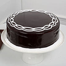Chocolate Cake: Eggless Cakes