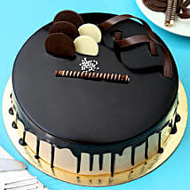 Chocolate Cream Cake: Cake Delivery in Allahabad